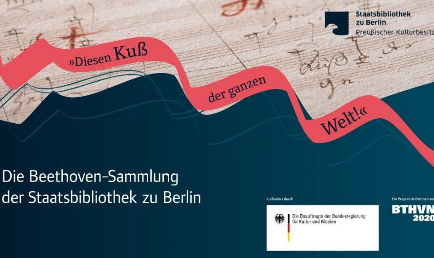 Beethoven pur in der Staatsbibliothek Berlin