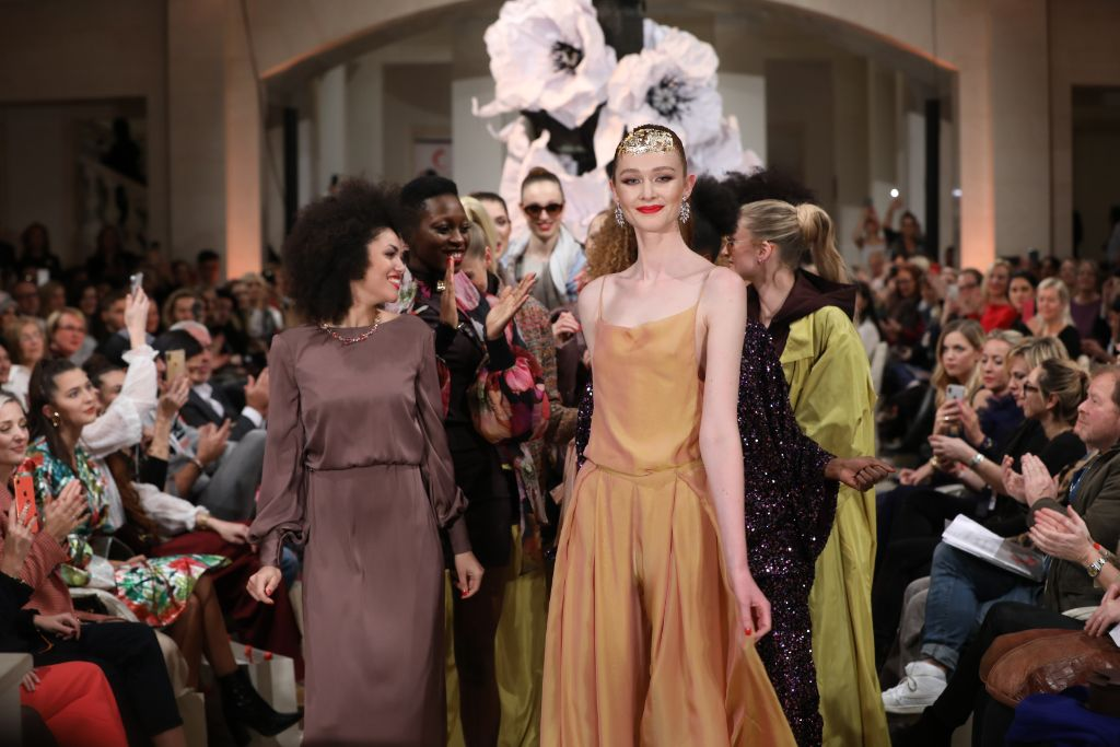 Auf der Fashion Week trifft sich regelmäßig alles, was Rang und Namen hat.