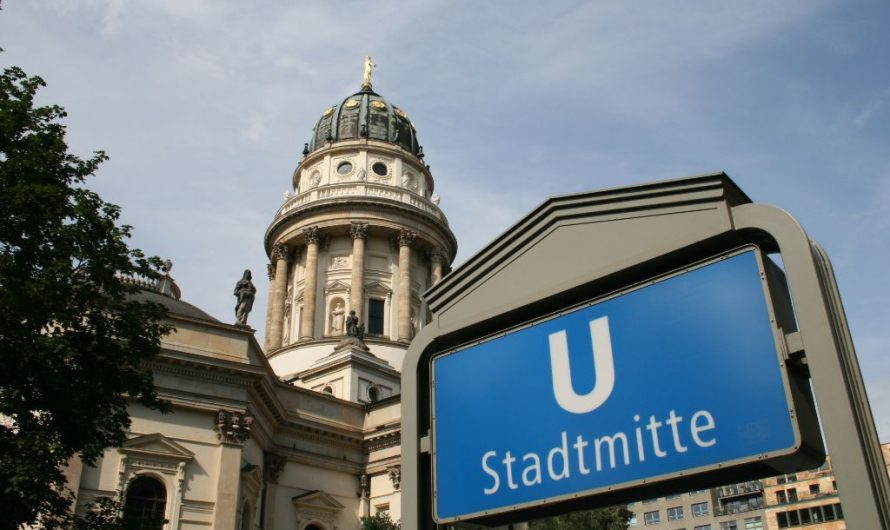 Berliner Geheimnisse: Die Mitte Berlins