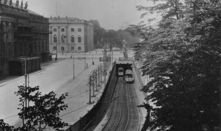Berliner Geheimnisse: Der Lindentunnel