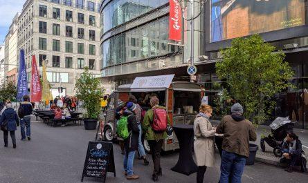 Mehr Leben soll die Friedrichstraße attraktiver machen.