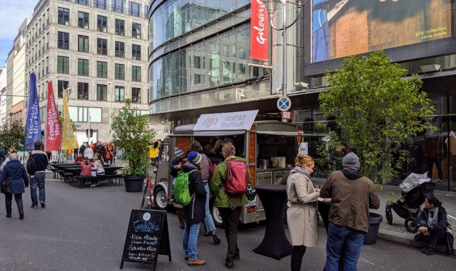 Start für Umgestaltung der Friedrichstraße