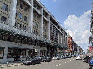 Zwischen Französischer Straße und Leipziger Straße soll die Friedrichstraße für den Autoverkehr gesperrt werden.