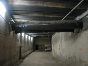 Der Lindentunnel ist 193 Meter lang.