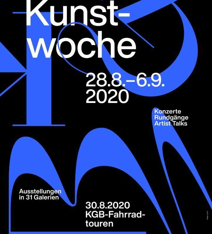 Die Kunstwoche der Kommunalen Galerien Berlin.