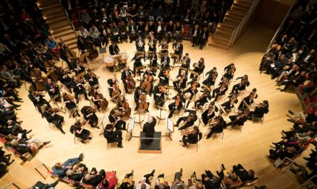 Das West-Eastern Divan Orchestra spielt im August im Boulez Saal.