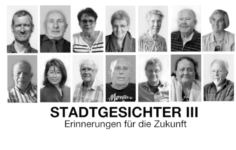 Filminstallation Stadtgesichter III