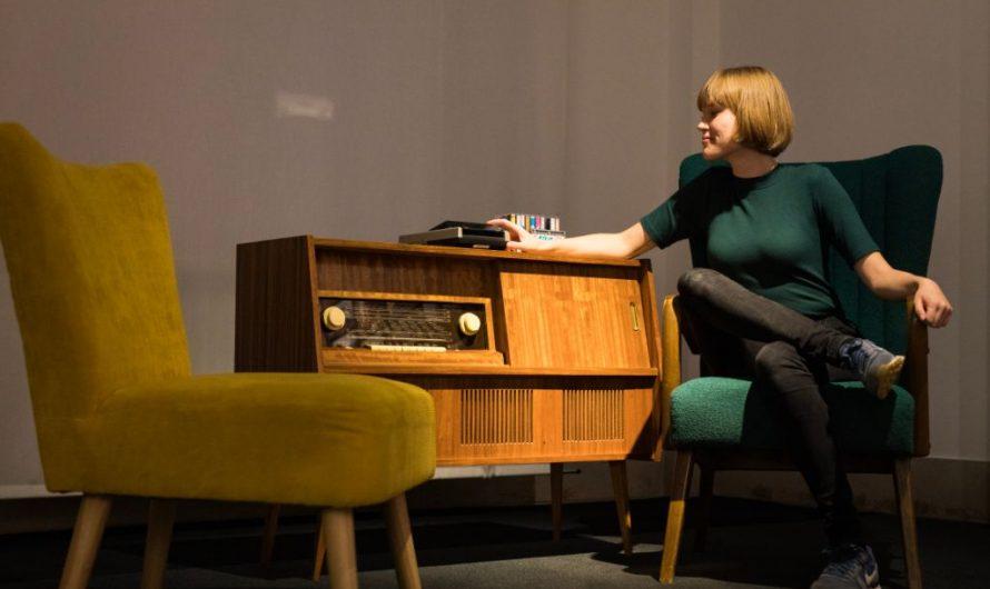 Ausstellung über 100 Jahre Radio