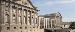 Das Pergamonmuseum auf der Museumsinsel.