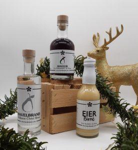 Hinweis: Der Preis enthält Alkohol, Abgabe nur an Personen ab 18 Jahren. <br>Havelwasser, EierBirne, Havler und Havelbrand sind geschützte Marken.
