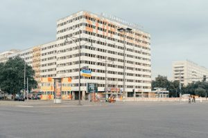 Das Rathaus der Zukunft soll auf dem Gelände haus der STatistik entstehen.