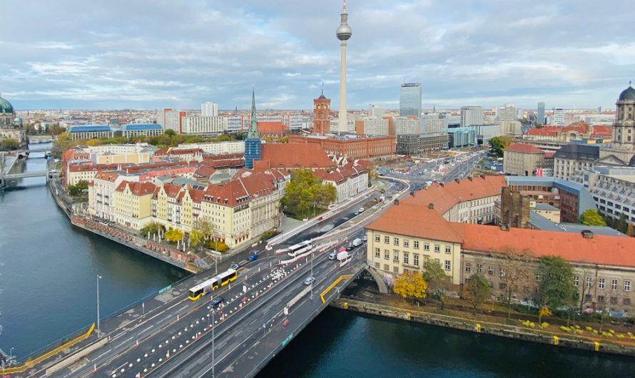 Beteiligen: Gestaltung der Mühlendammbrücke
