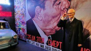 Auch Honecker gehört zu den Persönlichkeiten der Stadt.