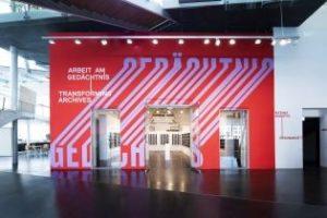 Foyeransicht, 2021, Akademie der Künste, Berlin, Pariser Platz.