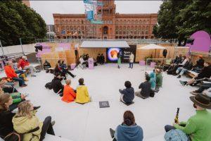 Die Wissensstadt Berlin 2021 lädt zum Aktionstag für die ganze Familie am 7. August.