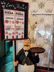 True Italian Pizza Week 2021.